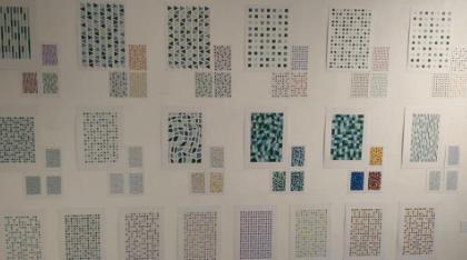 Read more about the article Visualization of random Discrete Colour Sampling
