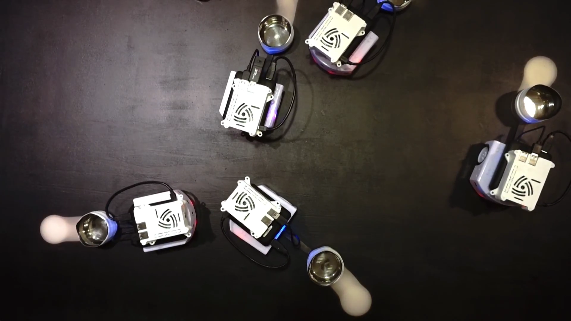 You are currently viewing Pheromone Performance with Swarm Robotics