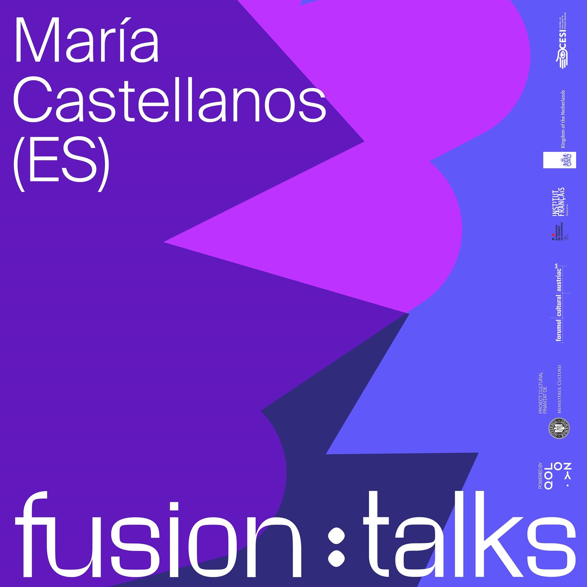 Read more about the article Who Makes Art and Science at Fusion Talks